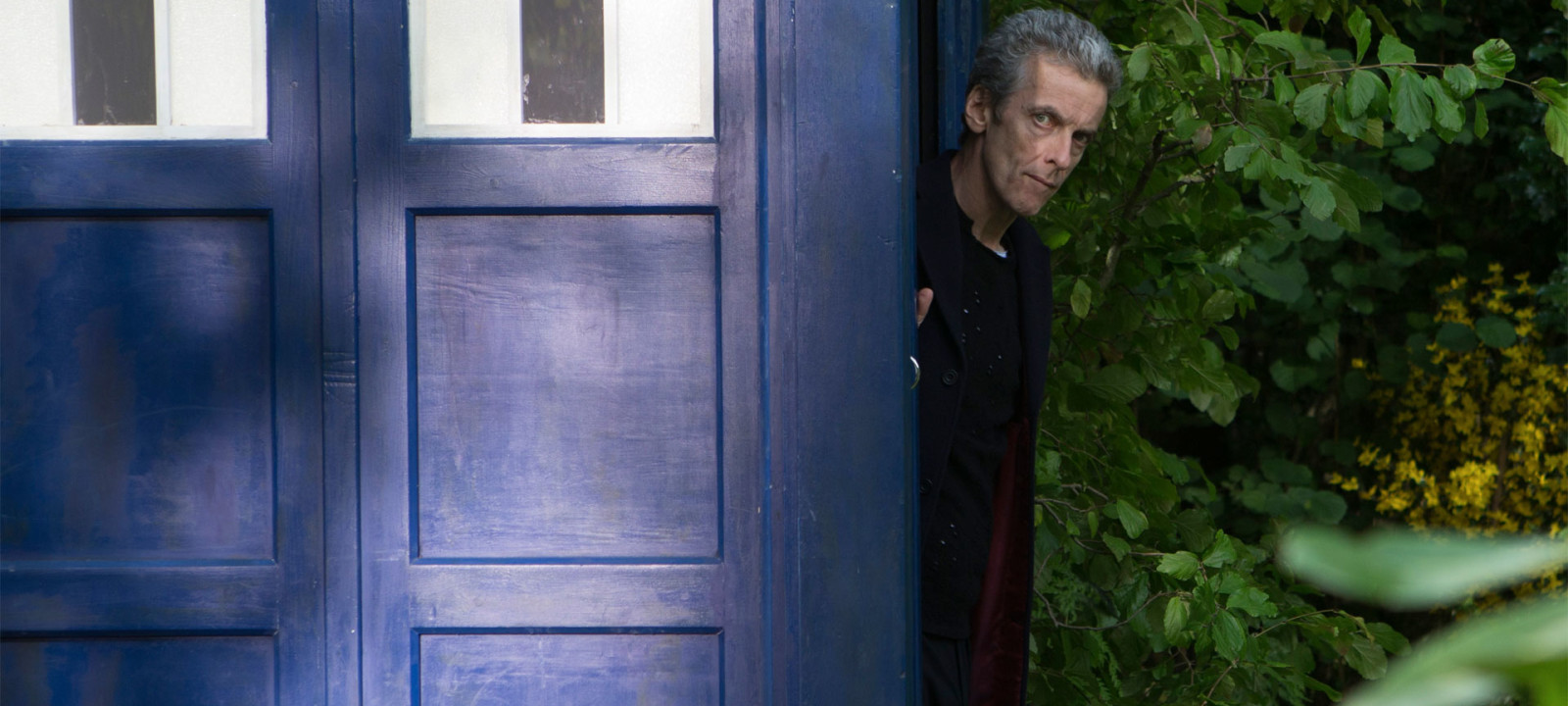 Doctor Who – 'The Forest of the Night' (Photo:BBC)