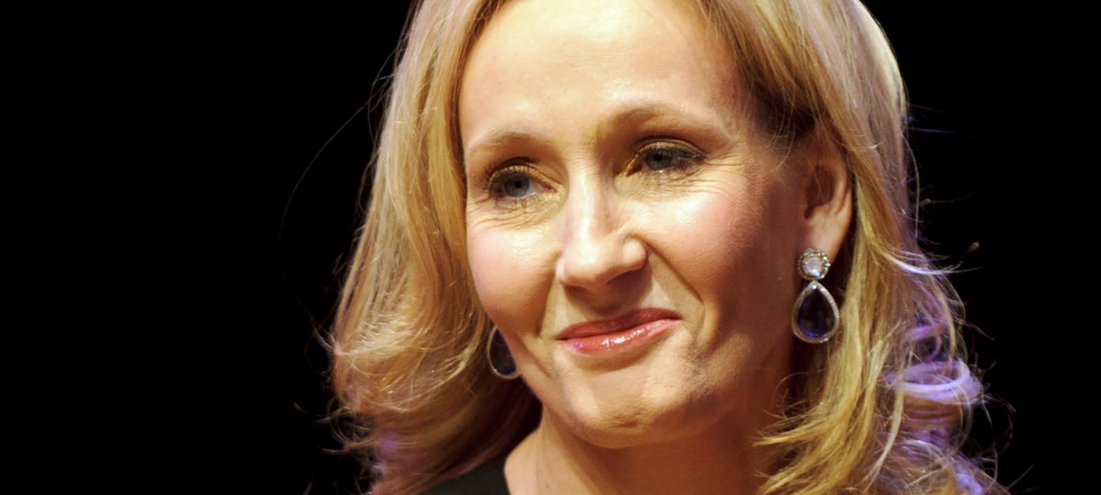 J.K Rowling – In Conversation
