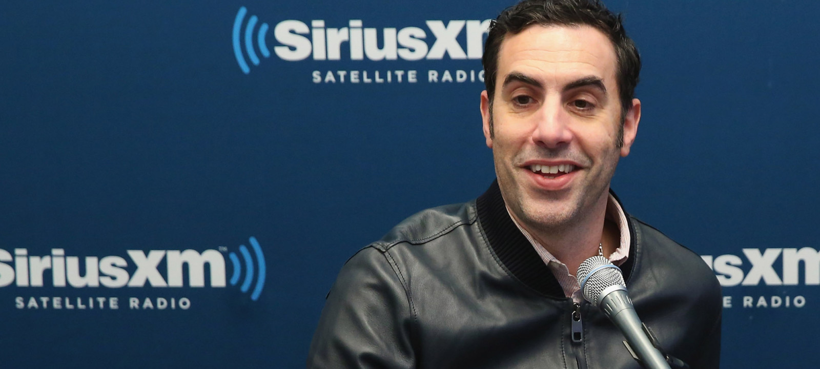 SiriusXM's 'Entertainment Weekly Radio Special' with Sacha Baron Cohen