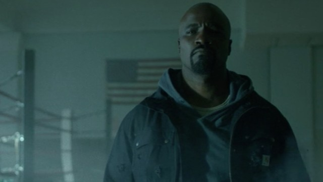Mike Colter stars as Luke Cage in a teaser of the Netflix series.