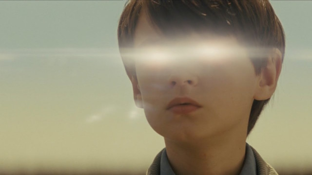 Jaeden Lieberher stars as Alton in Midnight Special.