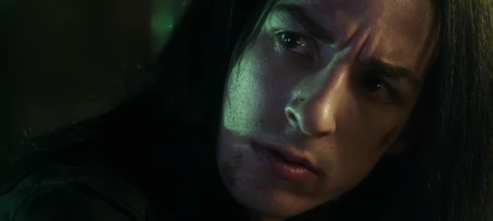 Mick Ignis as Severus Snape