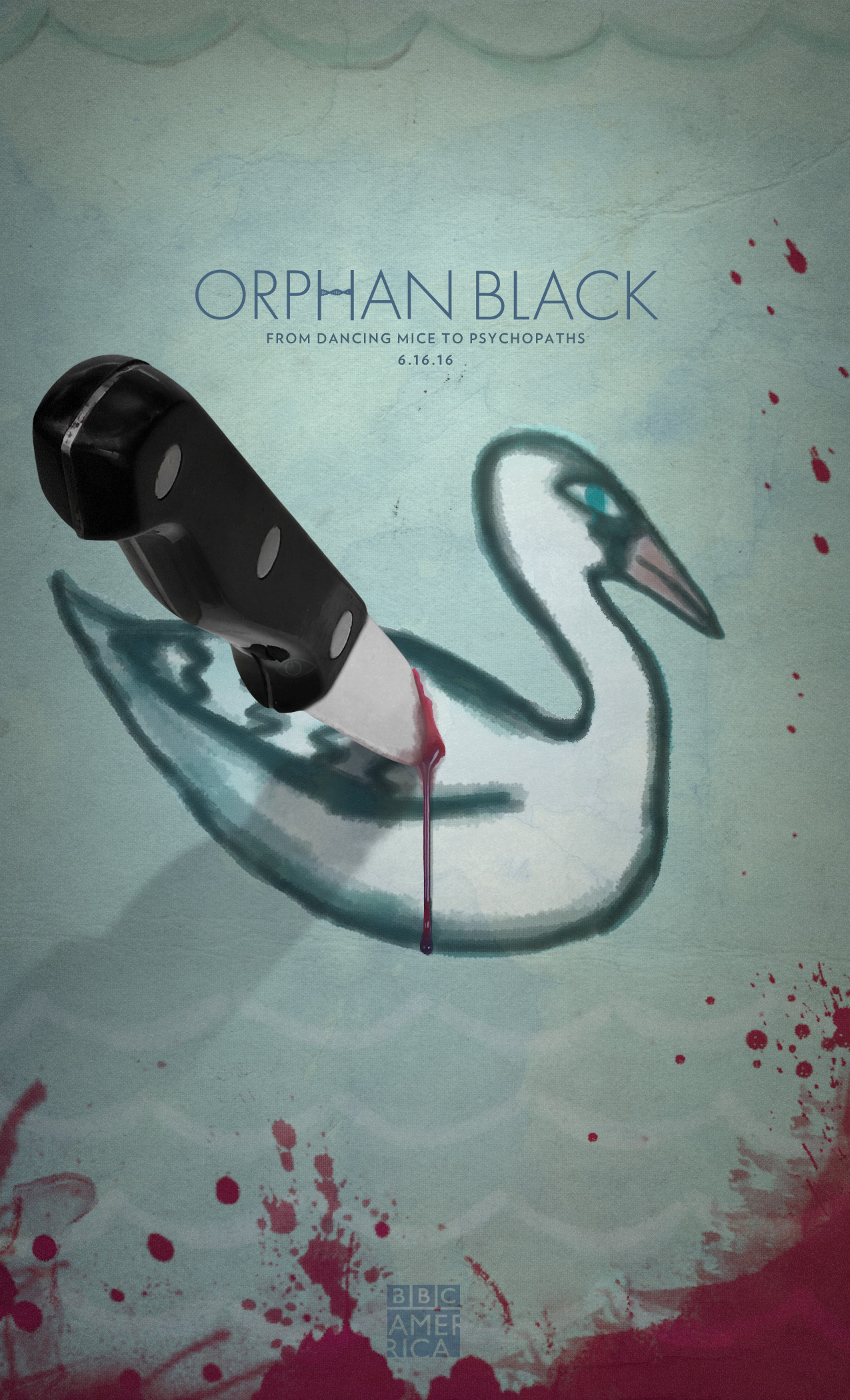 Season 4 Episode Posters Orphan Black Bbc America
