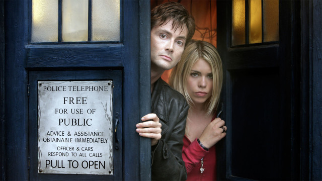 "Doctor Who: ""The Christmas Invasion"" (Photo: BBC)"