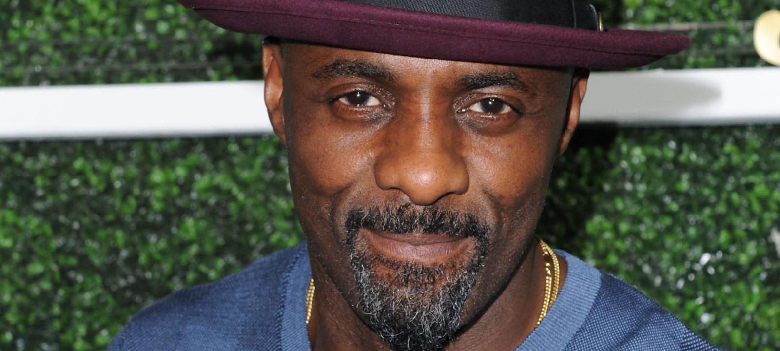 Idris Elba as Krall in 'Star Trek Beyond'