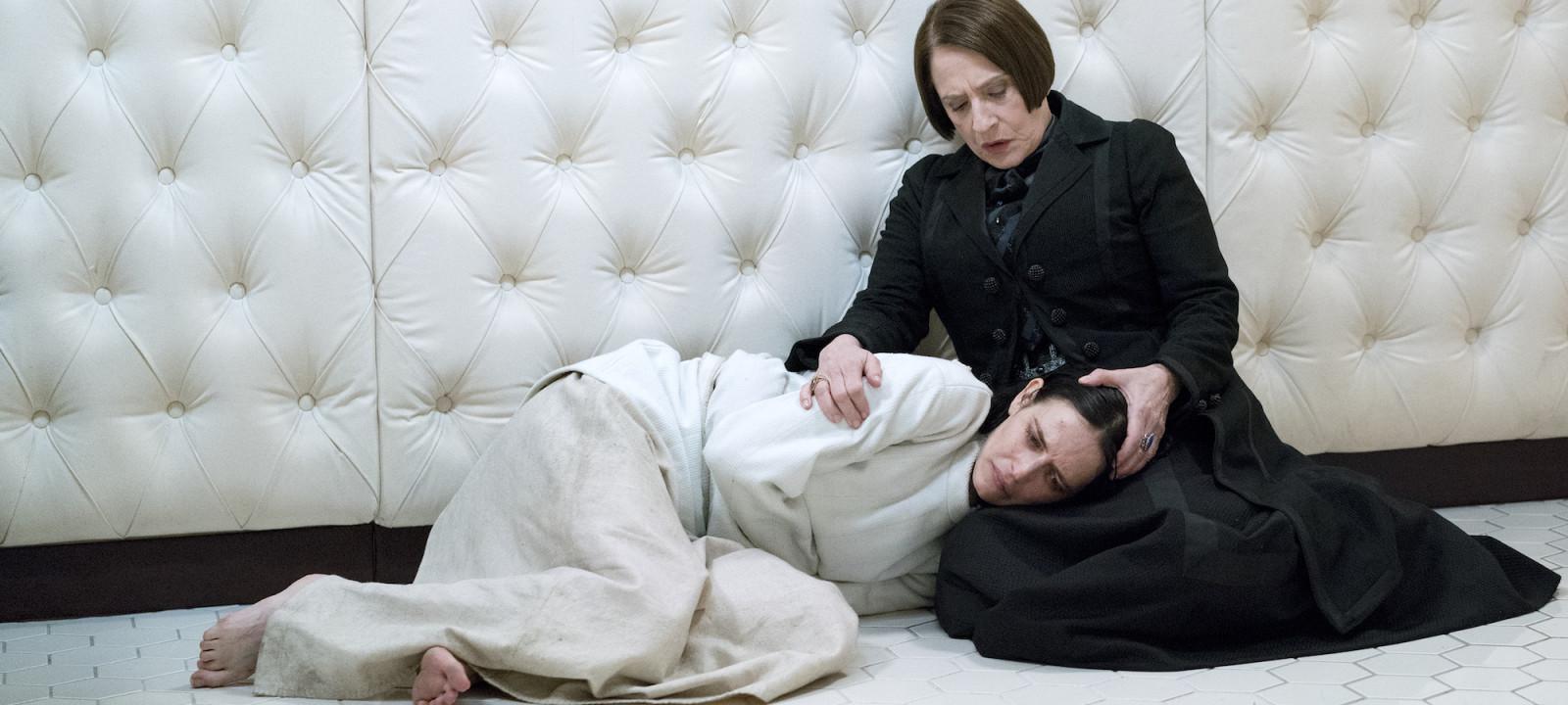 Eva Green and Patti LuPone star in Penny Dreadful Season Three.