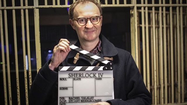 Mark Gatiss announces Season Four of Sherlock