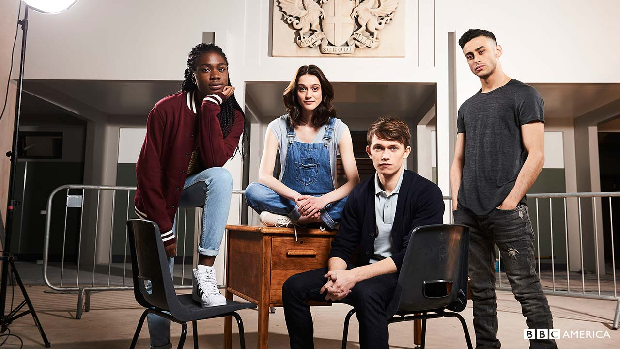 doctor who spin off class cast is revealed anglophenia bbc america