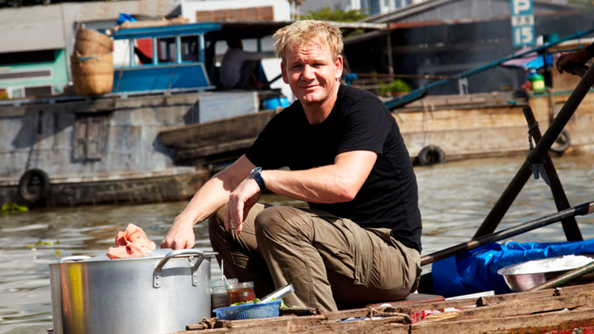 Where to Watch Gordon Ramsay's Great Escape