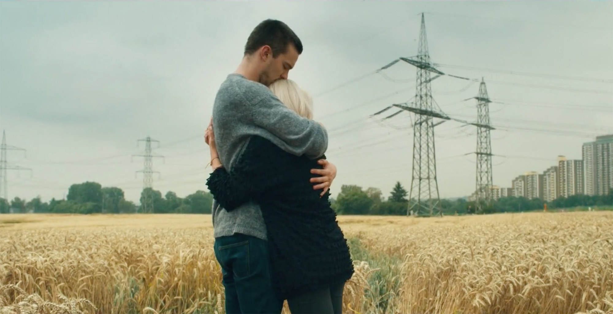 WATCH: Nicholas Hoult and Felicity Jones Star in 'Collide ...