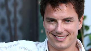 John Barrowman Portrait Session And Book Signing At Book Soup