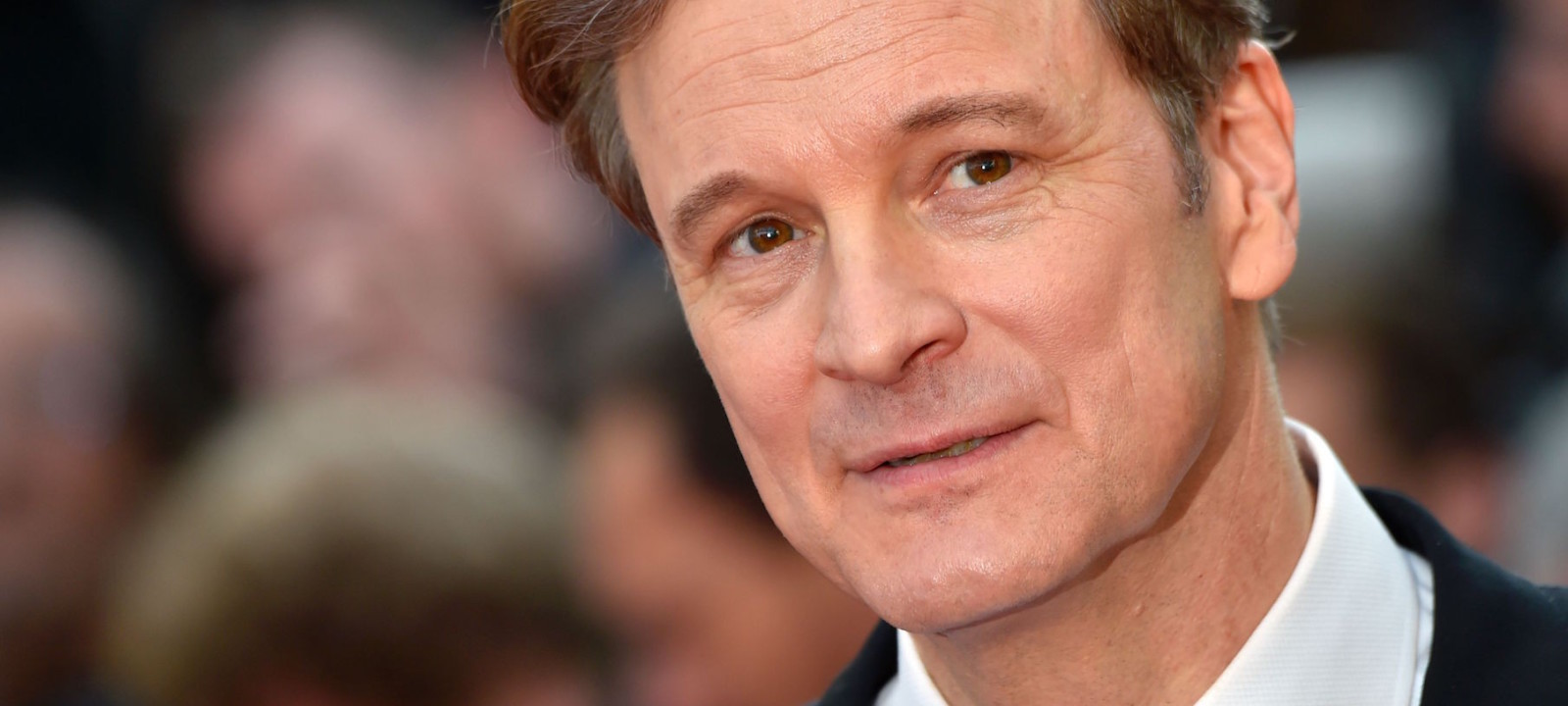"British actor and producer Colin Firth arrives on May 16, 2016 for the screening of the film ""Loving"" at the 69th Cannes Film Festival in Cannes, southern France."
