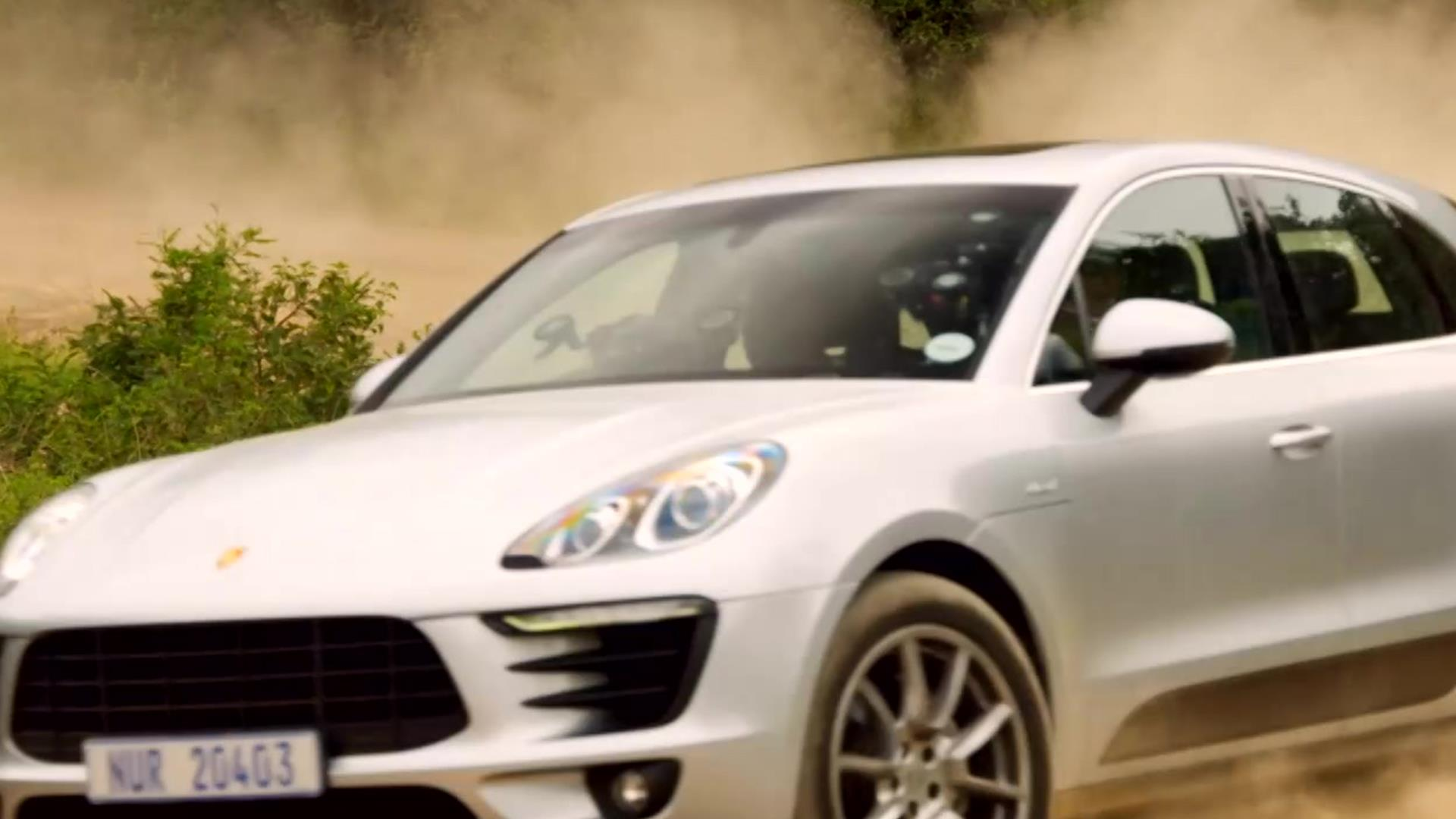 Luxury Suvs Tearing It Up In South Africa