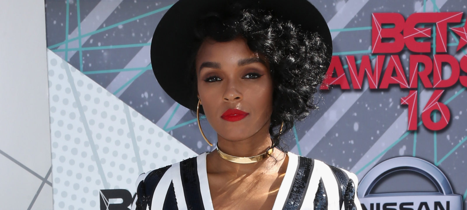 Singer Janelle Monae attends the 2016 BET Awards at the Microsoft Theater on June 26, 2016 in Los Angeles, California.