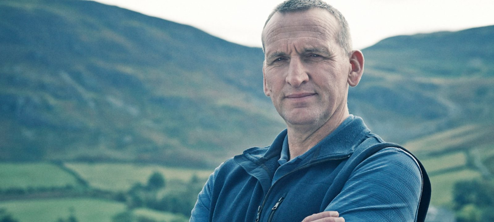 Christopher Eccleston in 'The A Word'