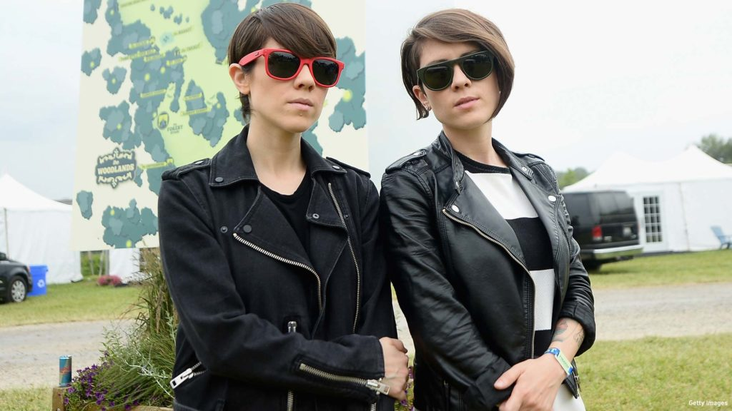 "Tegan and Sara: ""Love You to Death"""