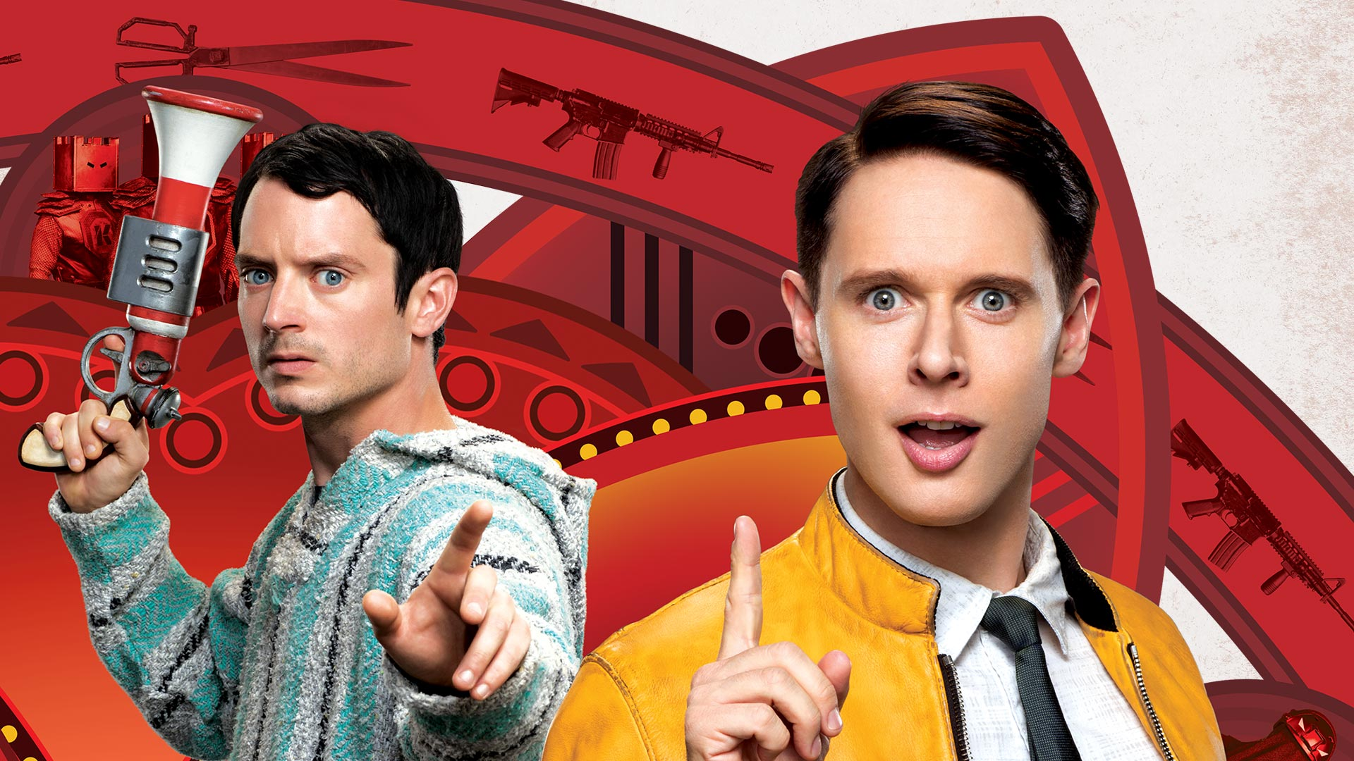Dirk Gently S Holistic Detective Agency Bbc America
