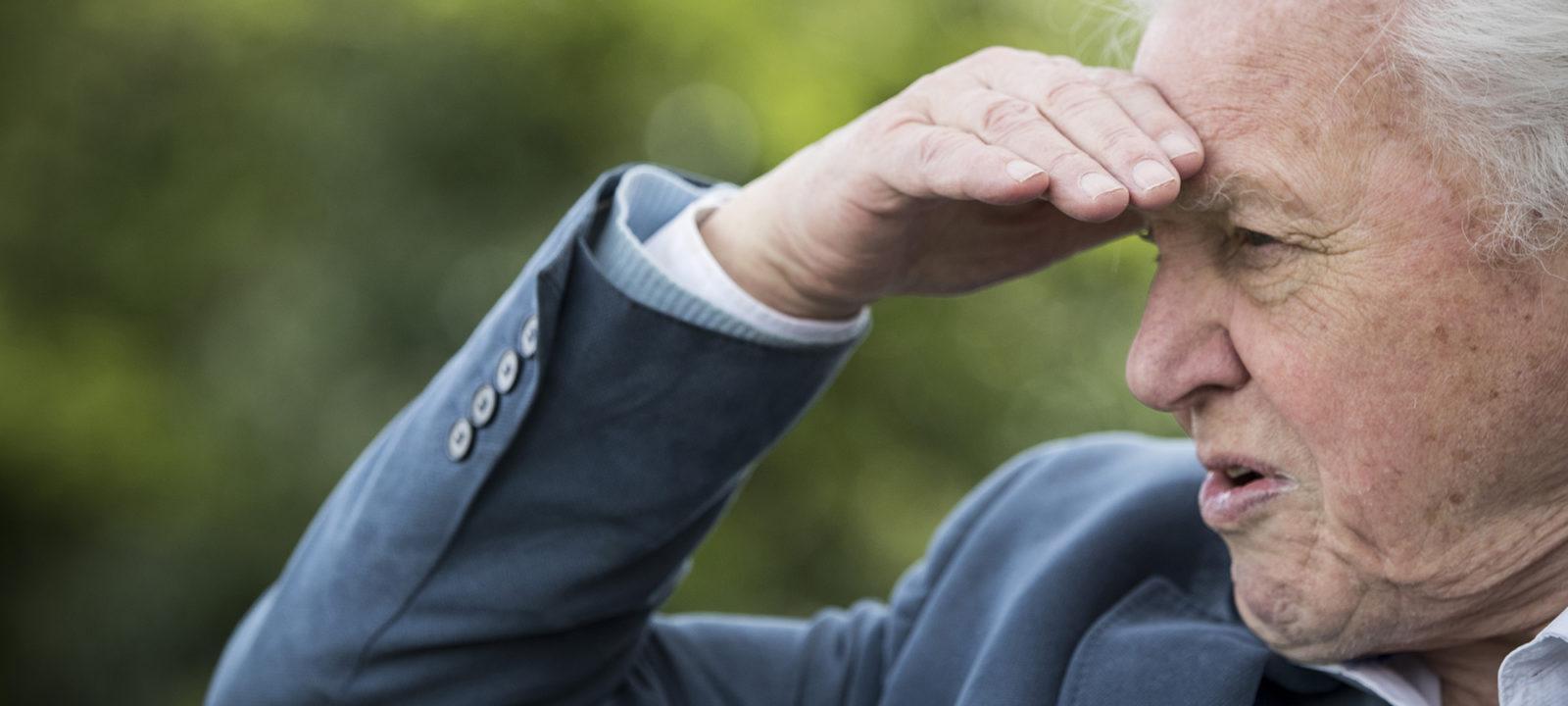 Sir David Attenborough Opens Woodberry Wetlands