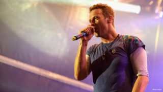 Chris Martin from Coldplay performs on stage during the Sentebale Concert at Kensington Palace on June 28, 2016 in London, England. Sentebale was founded by Prince Harry and Prince Seeiso of Lesotho over ten years ago. It helps the vulnerable and HIV positive children of Lesotho and Botswana.