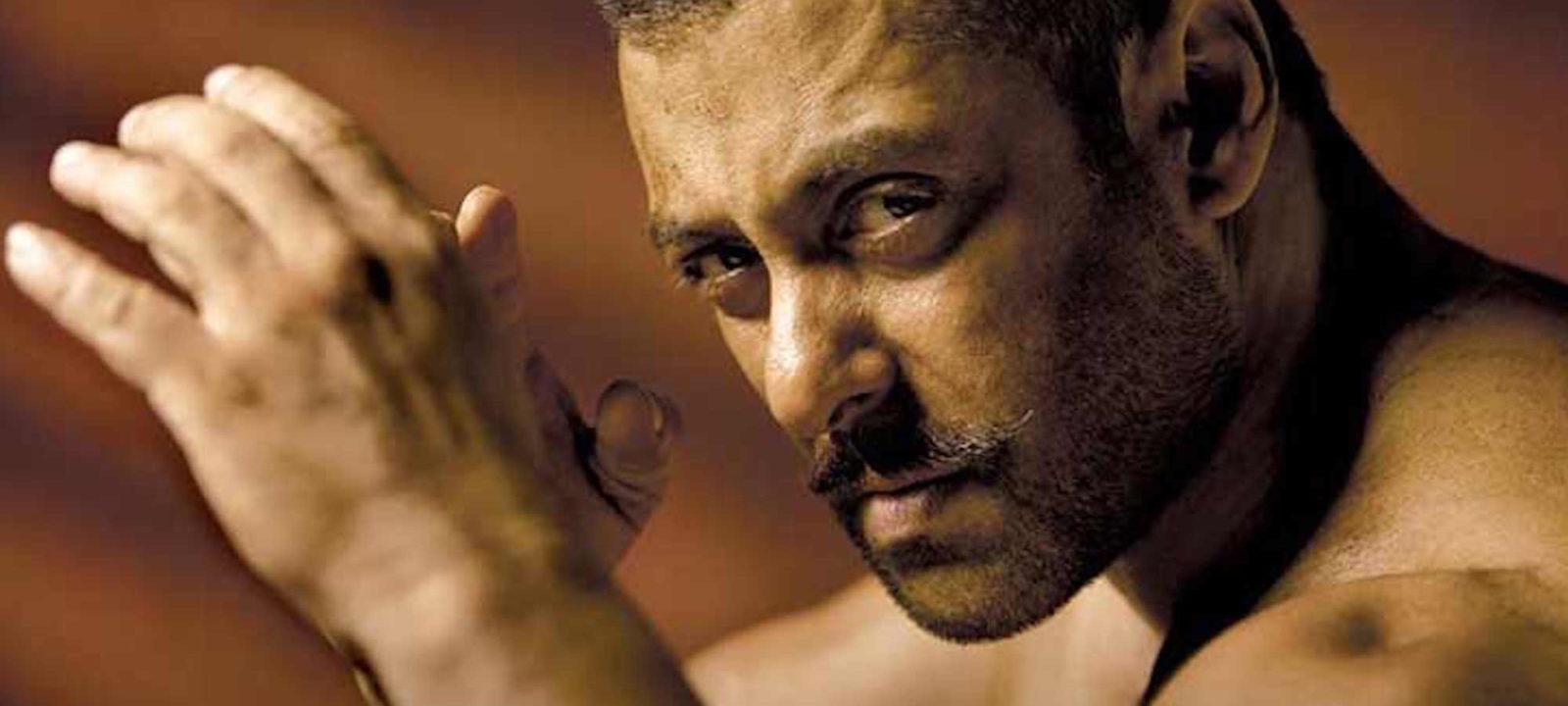 Salman Khan in 'Sultan'