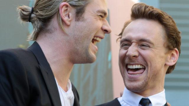 """The Avengers"" Rome Photocall"