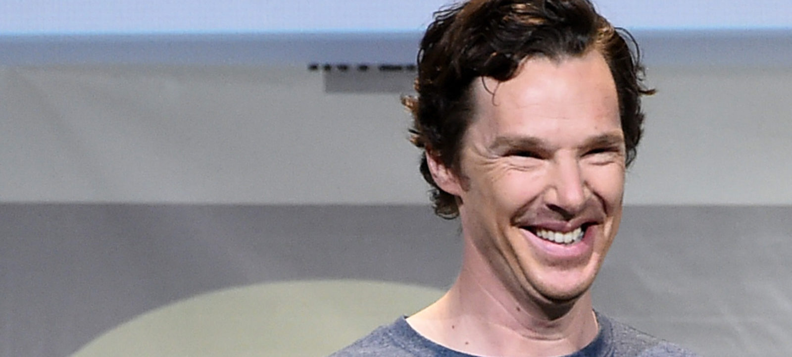 Actor Benedict Cumberbatch attends the Marvel Studios presentation during Comic-Con International 2016 at San Diego Convention Center on July 23, 2016 in San Diego, California.