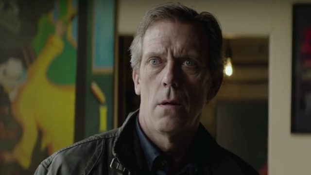 Hugh Laurie in 'Chance'