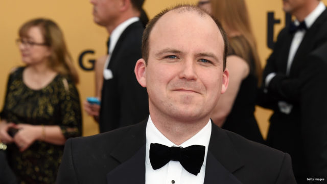 Actor Rory Kinnear attends the 21st Annual Screen Actors Guild Awards at The Shrine Auditorium on January 25, 2015 in Los Angeles, California.