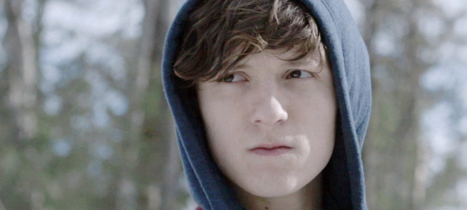 WATCH: Tom Holland Plays with Fire in 'Edge of Winter
