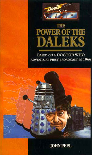 The Power of the Daleks (Photo: BBC Worldwide/Virgin Books)