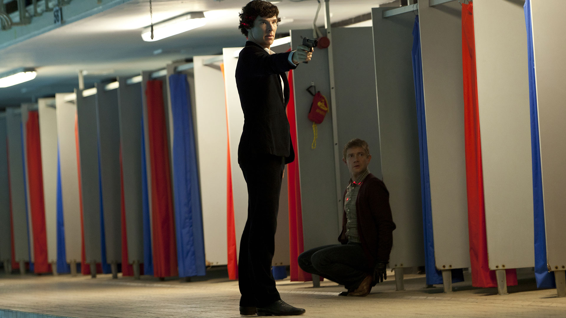 A Scandal in Belgravia | Sherlock | BBC America