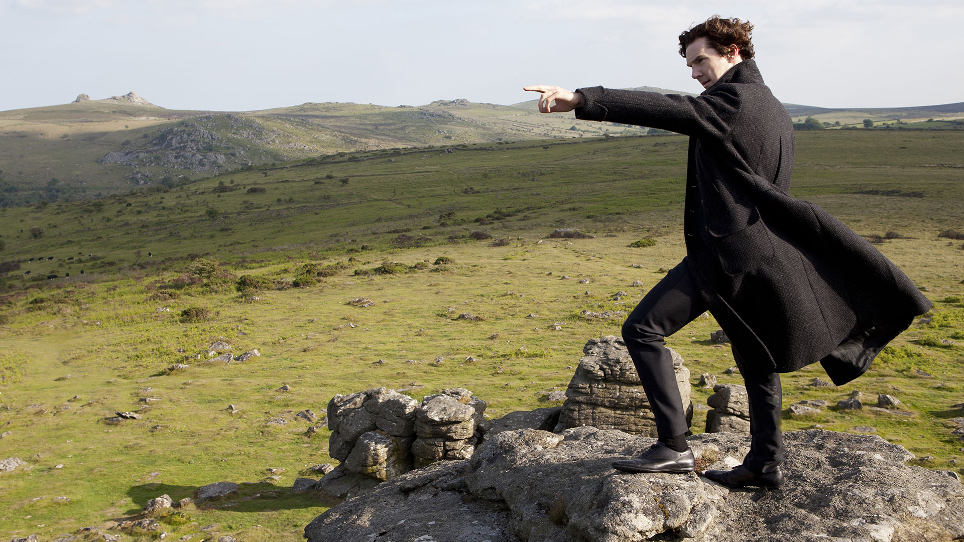The Hounds of Baskerville | Sherlock | BBC America