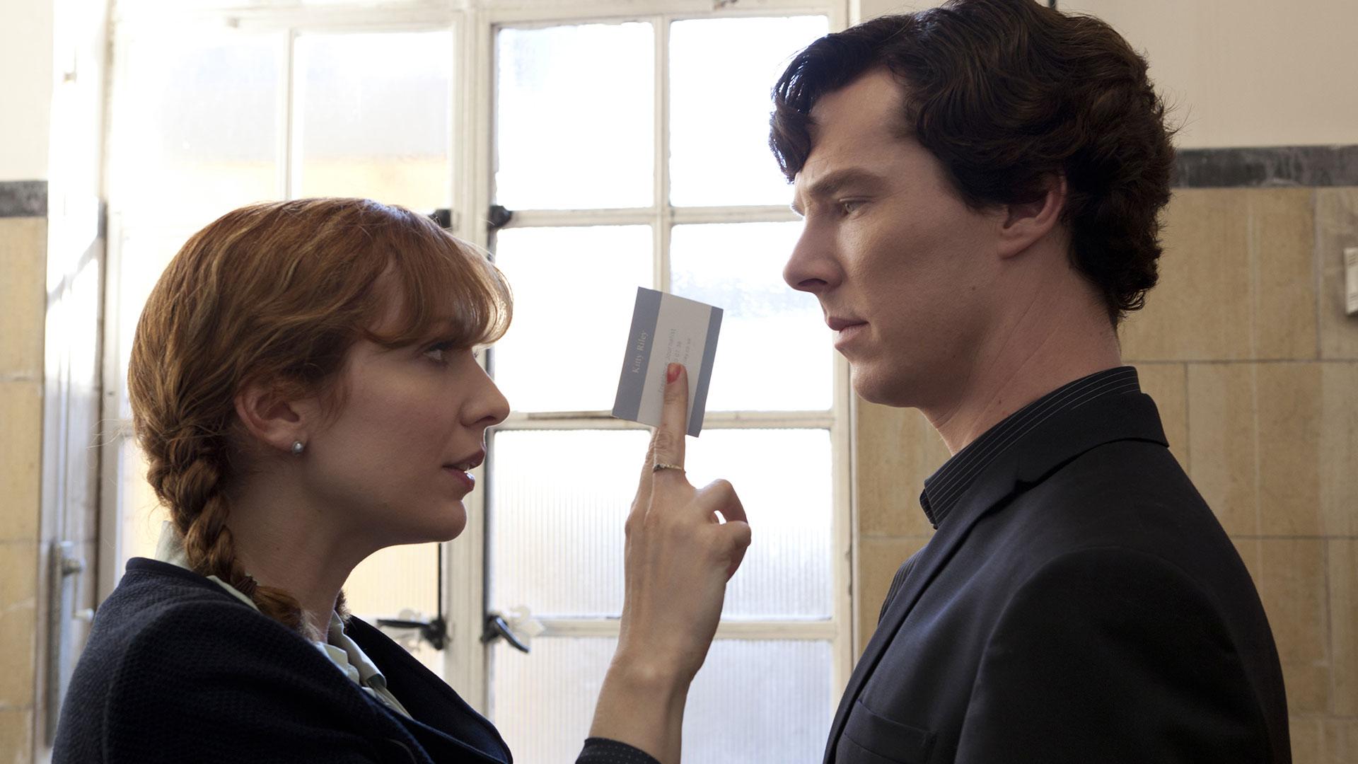 The Reichenbach Fall | Sherlock | BBC America