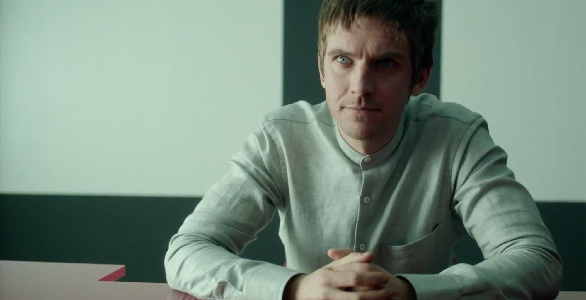 Dan Stevens on exploring 'mind-blowing' worlds in 'Legion ...  |Legion Dan Stevens