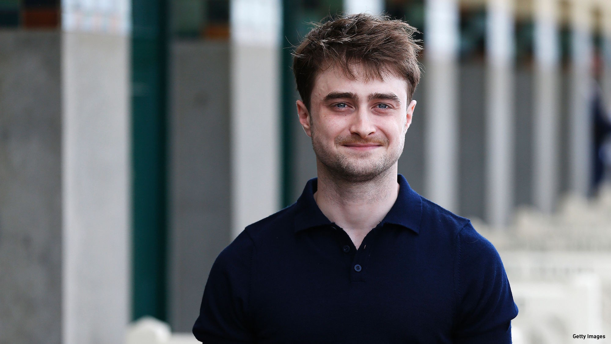 First Look Daniel Radcliffe In New Movie Jungle Anglophenia