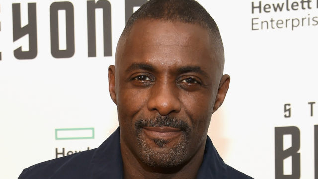 "Idris Elba attends the ""Star Trek Beyond"" New York Premiere at Crosby Street Hotel on July 18, 2016 in New York City."