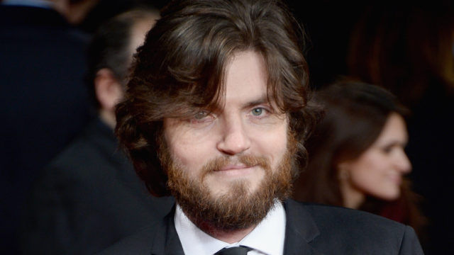 "Actor Tom Burke attends ""The Invisible Woman"" UK Premiere at the Odeon Kensington on January 27, 2014 in London, England."
