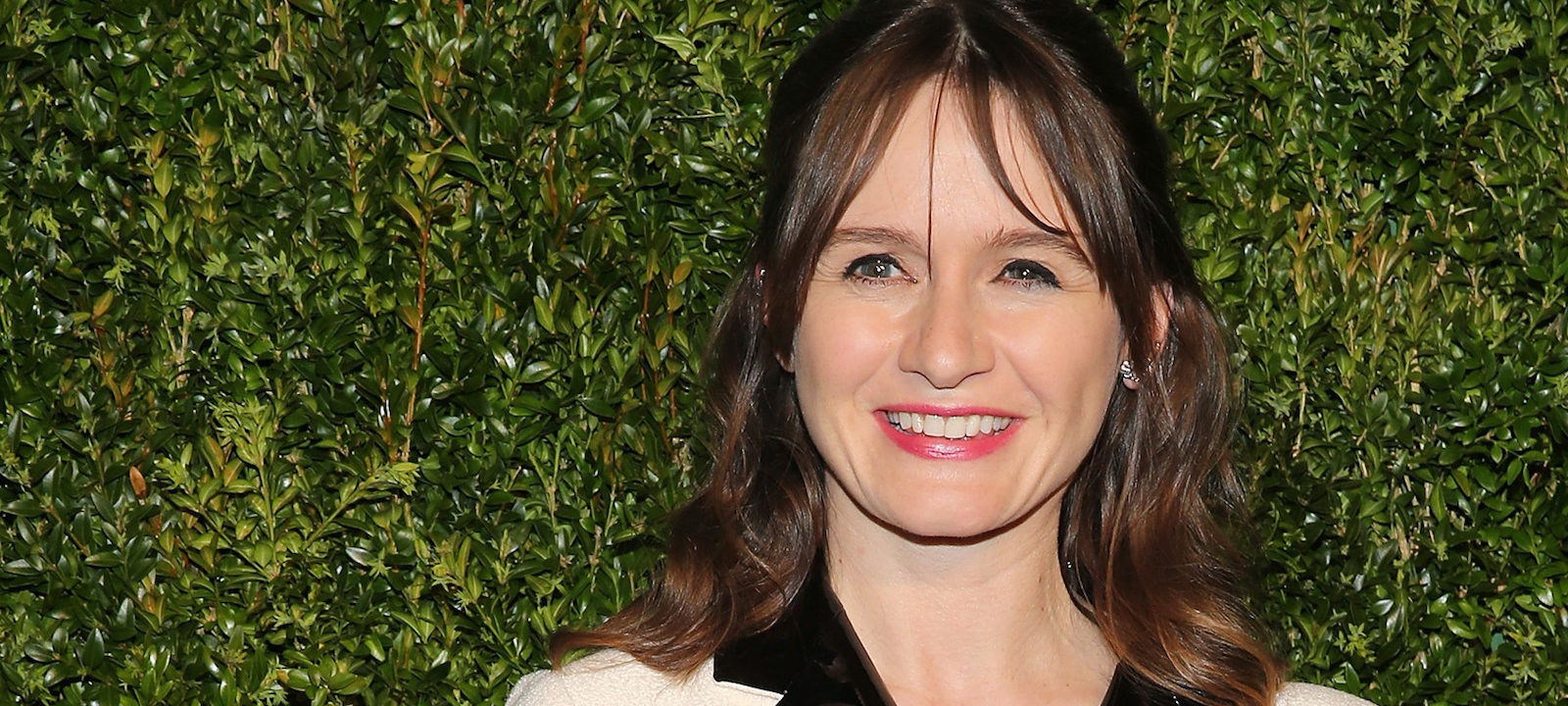 Actress Emily Mortimer attends the 11th Annual Chanel Tribeca Film Festival Artists Dinner at Balthazar on April 18, 2016 in New York City.
