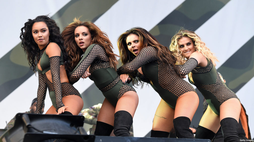 Little Mix: Shout Out to My Ex