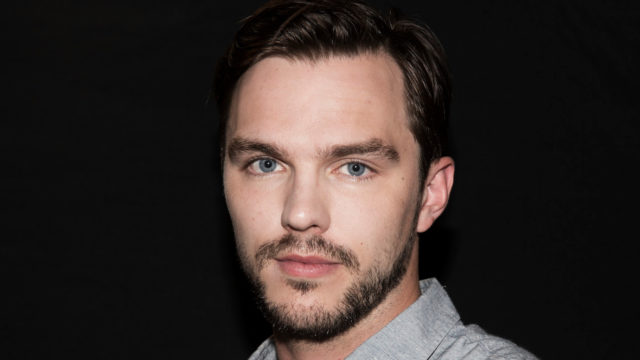 Nicholas Hoult poses on July 14, 2016 in Giffoni Valle Piana, Italy.