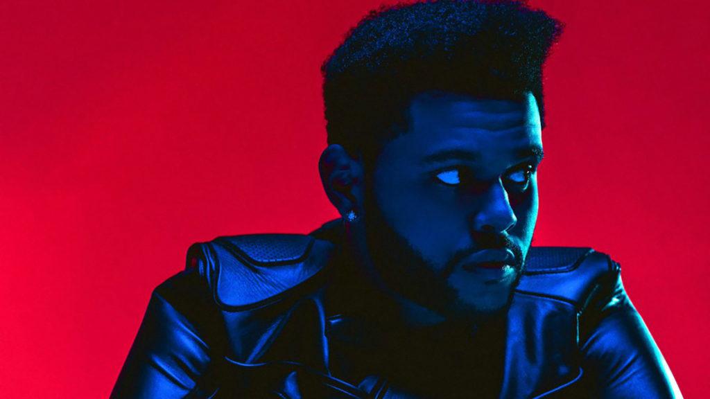 The Weeknd's Starboy pop-ups