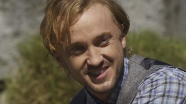 Tom Felton in 'The Flash'
