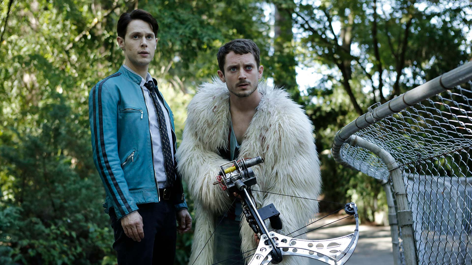 Weaponized Soul Dirk Gently S Holistic Detective Agency Bbc