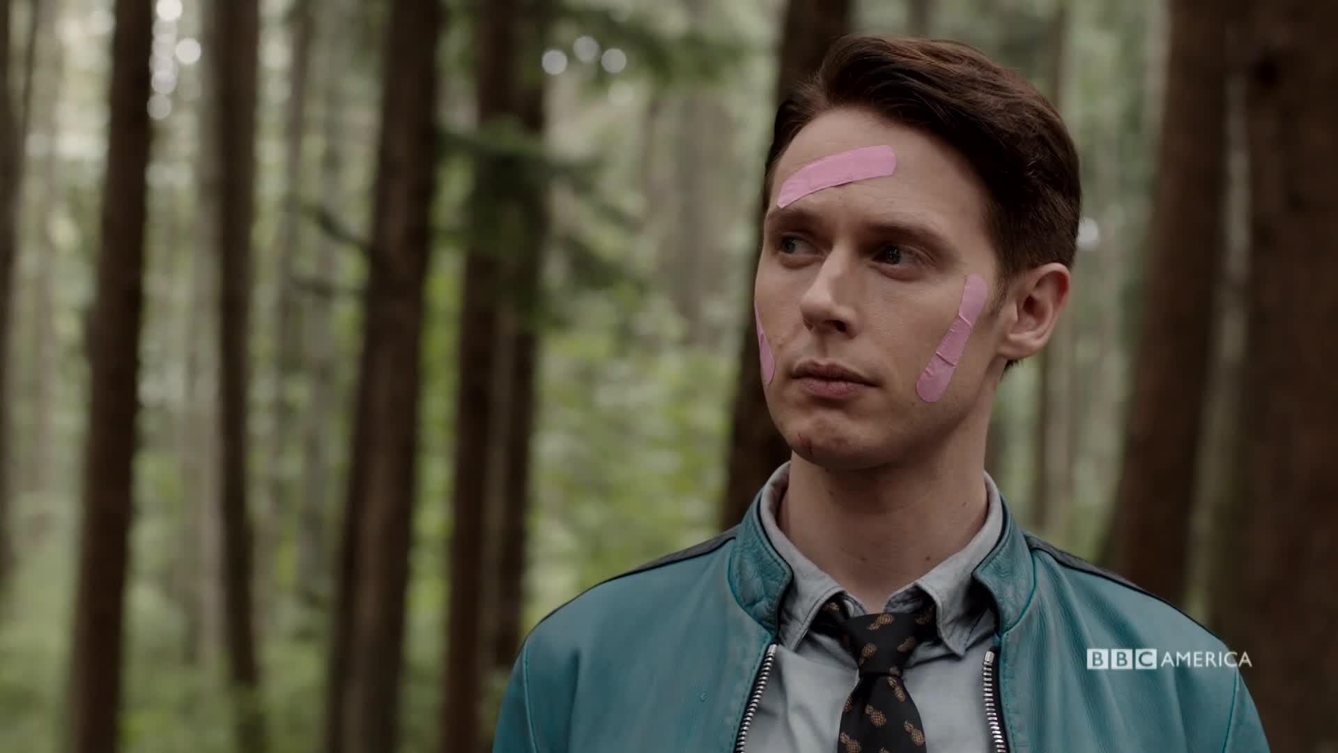 Dirk Gentlys Holistic Detective Agency Gay