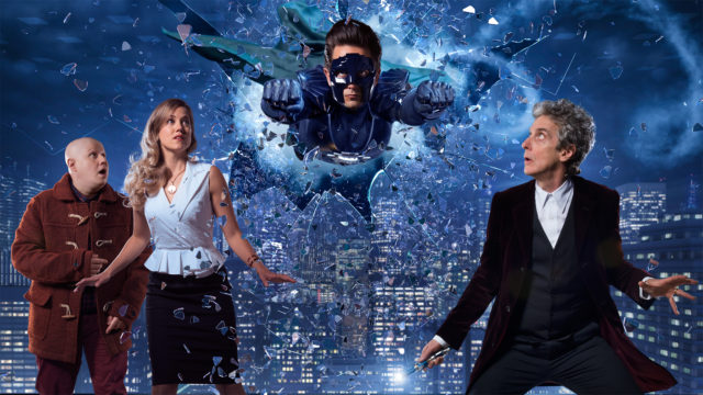 'The Return of Doctor Mysterio' (Photo: BBC)