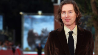 Wes Anderson And Donna Tartt Red Carpet  – The 10th Rome Film Fest