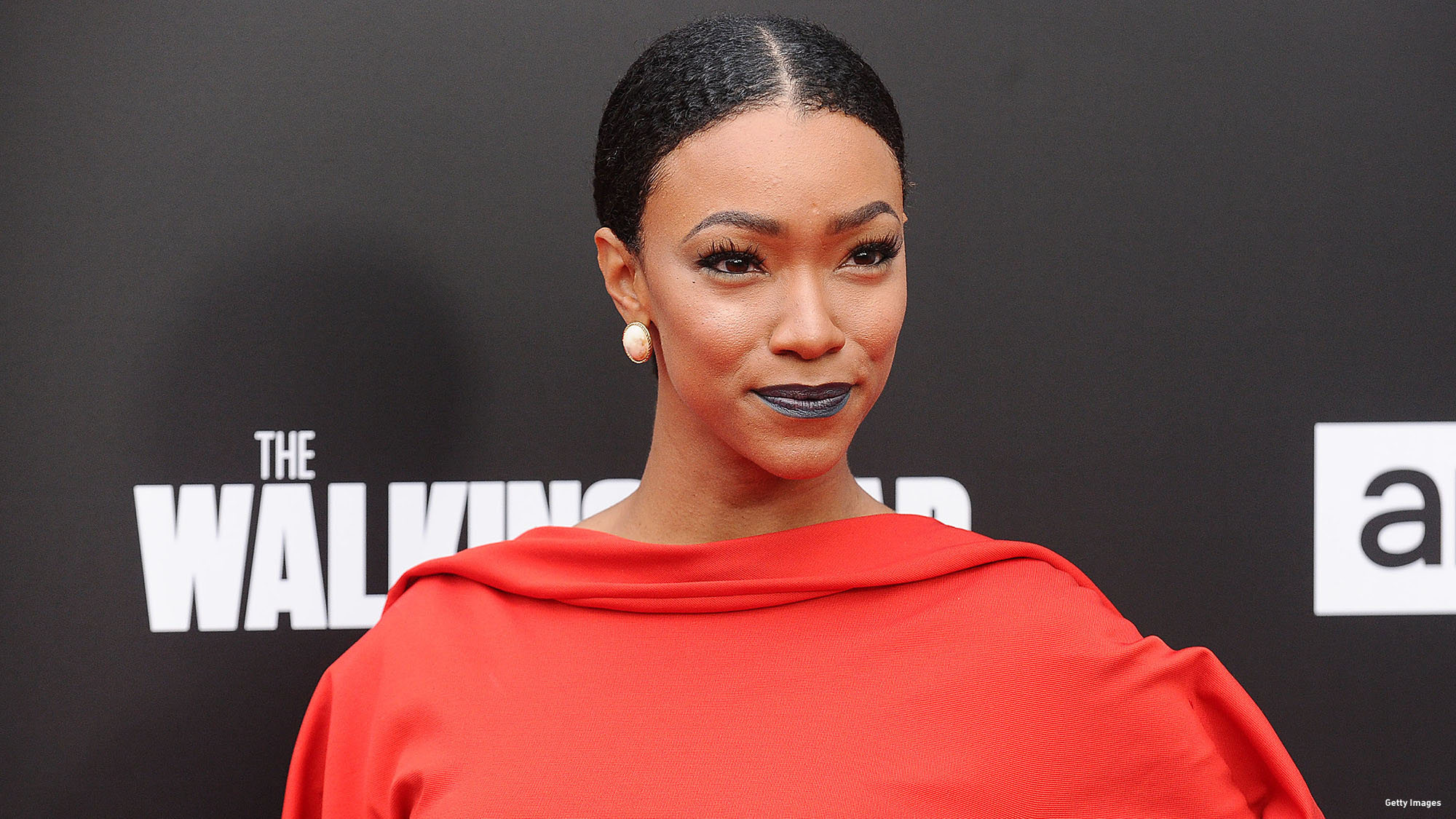 Sonequa Martin-Green of 'Star Trek: Discovery'. (Pic: Jason LaVeris/FilmMagic)