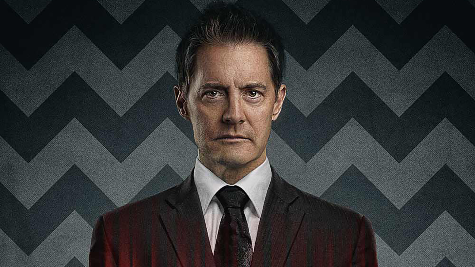 Kyle MacLachlan returns to 'Twin Peaks' in 2017. (Pic: Showtime)