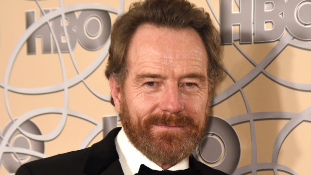 Actor Bryan Cranston attends HBO's Official Golden Globe Awards After Party at Circa 55 Restaurant on January 8, 2017 in Beverly Hills, California.