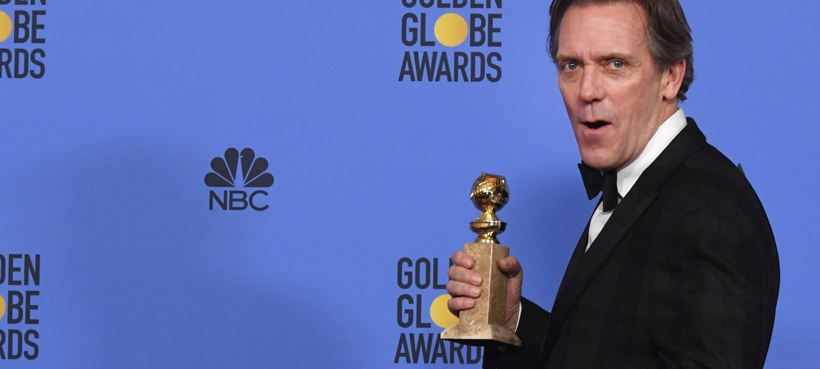 74th Annual Golden Globe Awards – Press Room